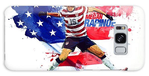 Megan Rapinoe Galaxy Case