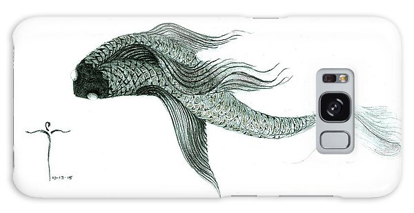 Megic Fish 1 Galaxy Case