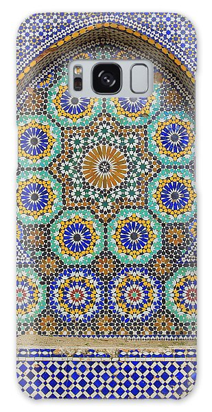 Galaxy Case featuring the photograph Meknes by Ramona Johnston