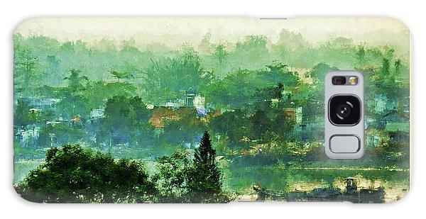 Mekong Morning Galaxy Case