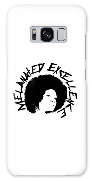 Melanated Excellence I Galaxy Case