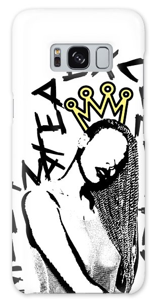 Melanated Excellence II Galaxy Case
