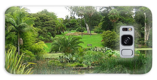 Melbourne Botanical Gardens Galaxy Case