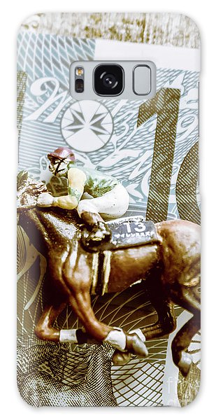 Gamble Galaxy Case - Melbourne Cup Wager by Jorgo Photography - Wall Art Gallery