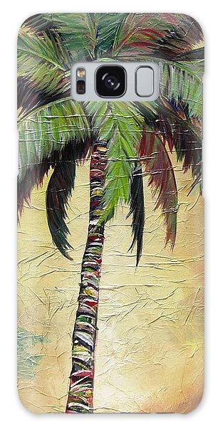 Mellow Palm I Galaxy Case