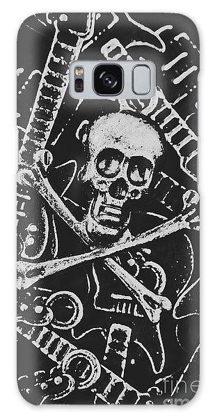 Punk Galaxy Case - Melodic Death Metal by Jorgo Photography - Wall Art Gallery