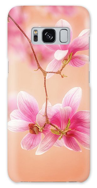 Melodies Of Spring  Galaxy Case