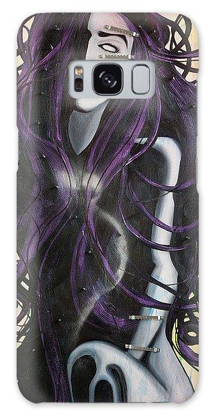 Melpomene Galaxy Case by Sheridan Furrer