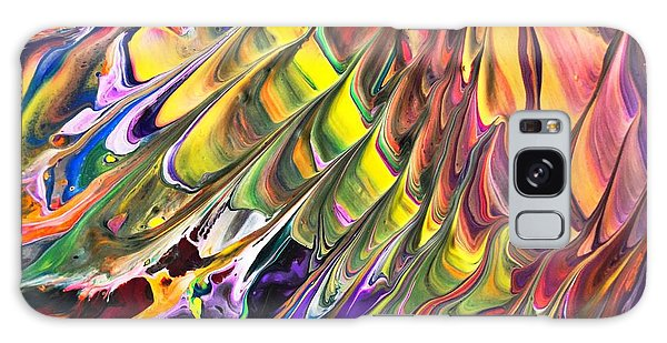 Melted Swirl Galaxy Case