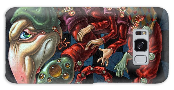 Memento Mori. Red Scorpion Galaxy Case