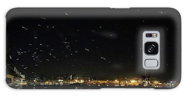 Memorable Naples Evening Departure Galaxy Case