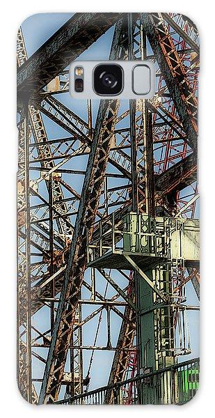 Memorial Bridge Galaxy Case
