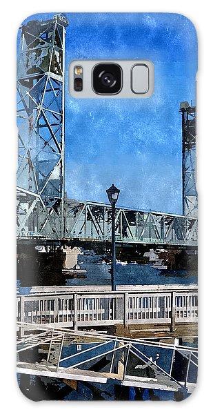 Memorial Bridge Mbwc Galaxy Case