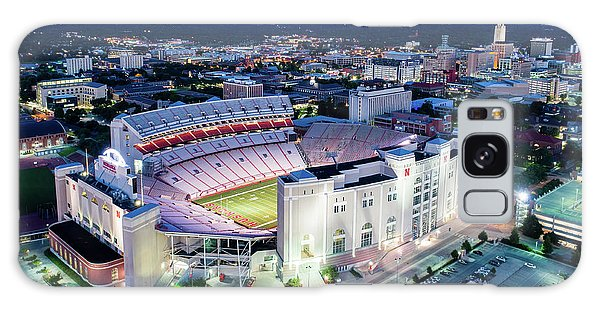 Memorial Stadium In Twilight Galaxy Case
