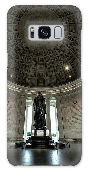 Memorial To Thomas Jefferson Galaxy Case