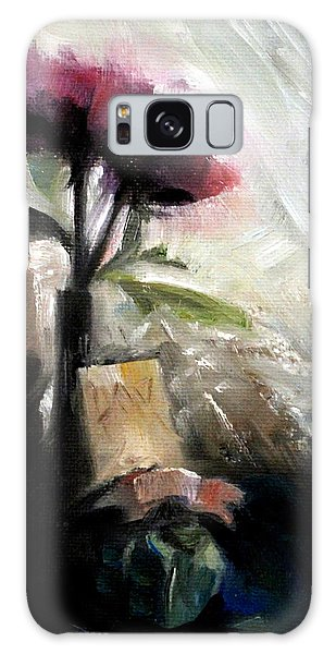 Memories In The Making Timeless Still Life Painting Galaxy Case by Michele Carter