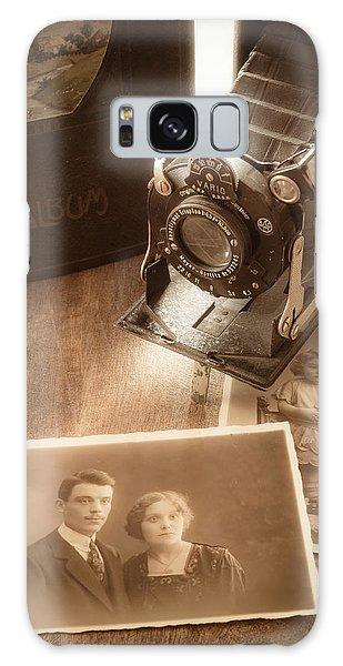 Captured Memories Galaxy Case