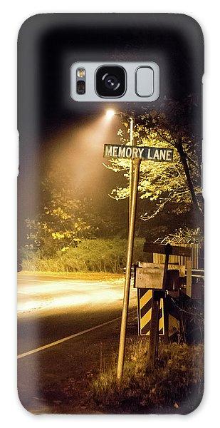 Memory Lane Galaxy Case