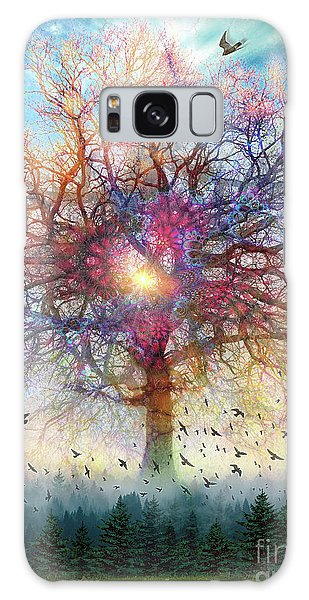 Memory Of A Tree Galaxy Case