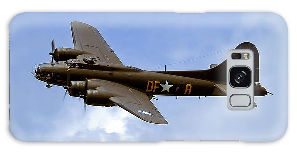 Bomber Galaxy Case - Memphis Belle by Bill Lindsay