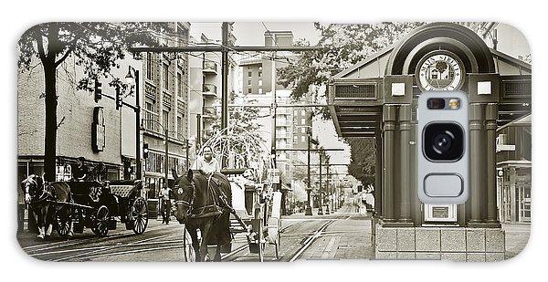 Memphis Carriage Galaxy Case