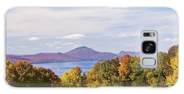 Memphremagog Autumn Galaxy Case