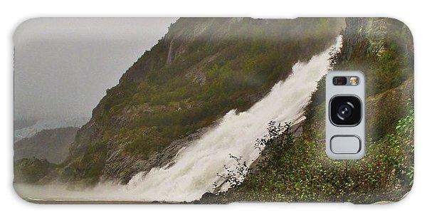 Mendenhall Glacier Park Galaxy Case