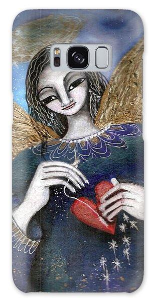 Mender Of Hearts Angel Galaxy Case