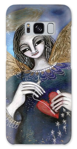 Mender Of Hearts Angel Galaxy Case