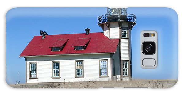 Mendocino Lighthouse Galaxy Case