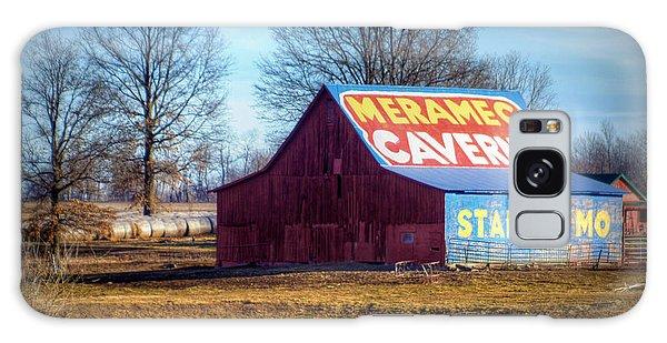 Meramec Caverns Barn Galaxy Case
