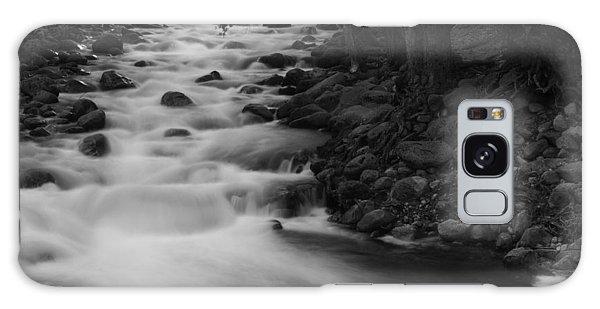 Merced River Falls Galaxy Case