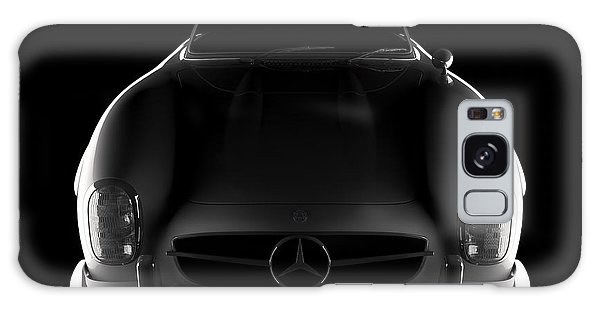Mercedes 300 Sl Roadster - Front View Galaxy Case