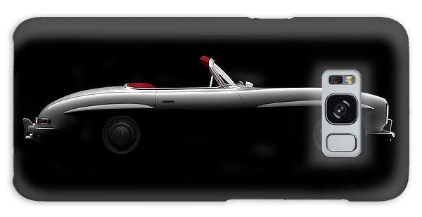 Mercedes 300 Sl Roadster - Side View Galaxy Case