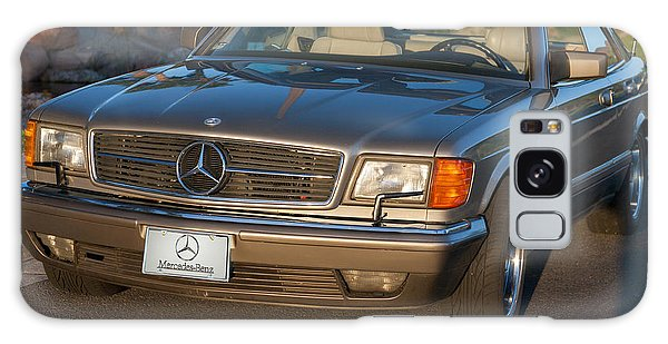 Mercedes 560sec W126 Galaxy Case