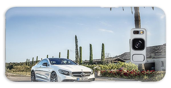 Mercedes Benz S63 Coupe Galaxy Case