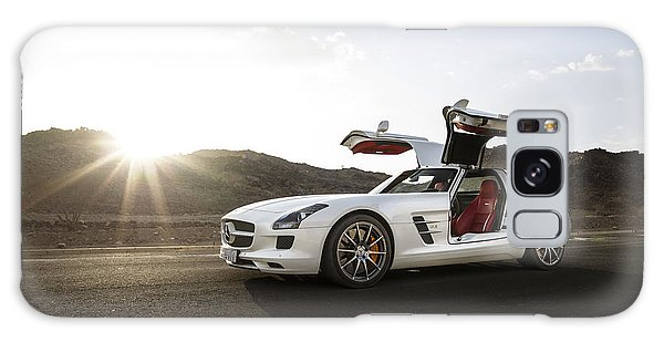 Mercedes Benz Sls Amg In Saudi Arabia Galaxy Case