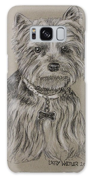 Mercedes The Shih Tzu Galaxy Case