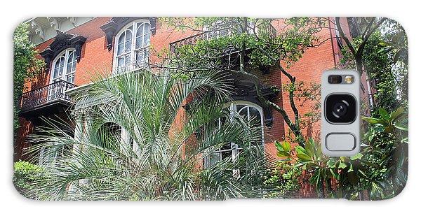 Mercer Williams House-savannah Ga Galaxy Case