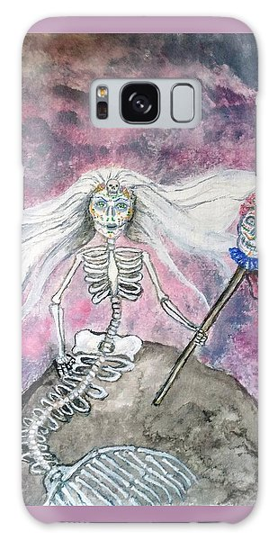 Meridol Queen Of The Undead Mermaids Galaxy Case