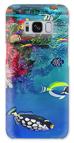 Mermaid In Paradise Complete Underwater Descent Galaxy Case