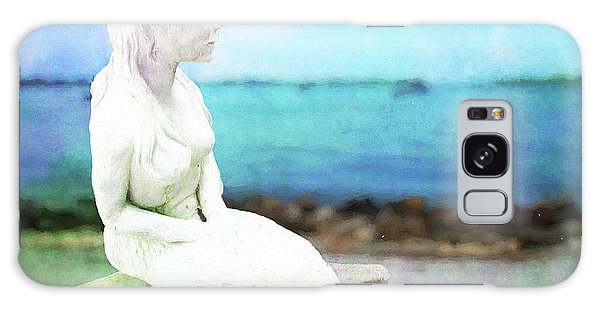 Mermaid Lisa Galaxy Case