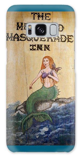 Mermaid Masquerade Inn Galaxy Case