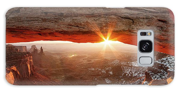 Mesa Arch Galaxy Case