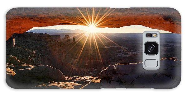 Light Galaxy Case - Mesa Glow by Chad Dutson