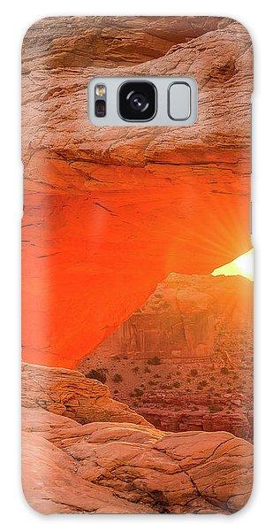 Mesa Rising Left Galaxy Case