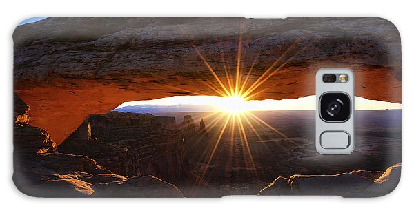 The Sky Galaxy Case - Mesa Sunrise by Chad Dutson