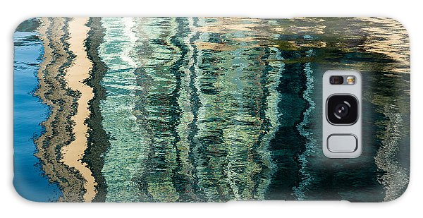 Mesmerizing Abstract Reflections Two Galaxy Case