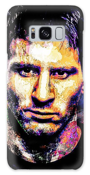 Messi Galaxy Case