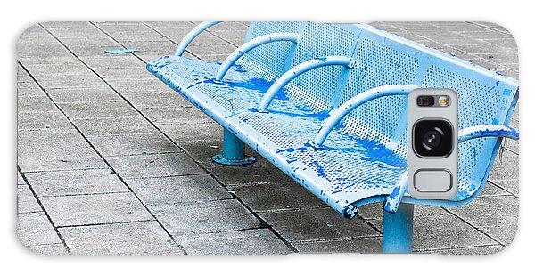 Bury St Edmunds Galaxy Case - Metal Bench by Tom Gowanlock